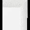 Решетка KRATKI Venus белый (покрашенная) 11х11 см 0
