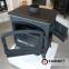Чугунная печь KAWMET Premium S13 (10 kW) 2