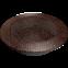Решетка KRATKI круглая FI медная 100 мм 0
