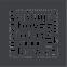 Решетка KRATKI ABC графитовая 17х17 см 2