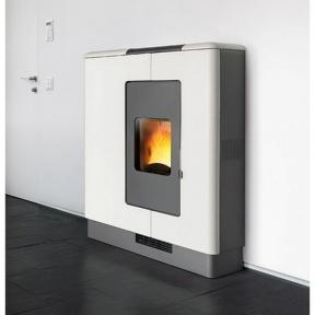 PIAZZETTA P936 - печь на пеллетах + Вентилятор