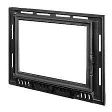 Дверца для камина KAW-MET W6