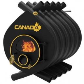 Печь булерьян Canada 03 классик со стеклом