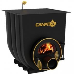 Булерьян Canada 03 с варочной поверхностью и стеклом