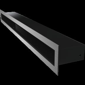Решетка KRATKI туннель шлифованая 6х60 см