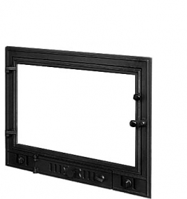 Дверца для камина KAW-MET W3