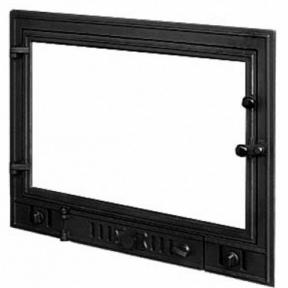 Дверца для камина KAW-MET W4 540x700