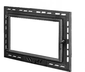 Дверца для камина KAW-MET W9