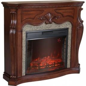 Каминокомплект Bonfire портал WM 14010 Florida + очаг EL1347 28 дюймов