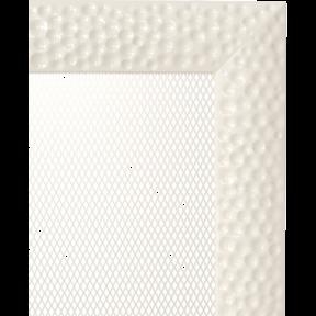 Решетка KRATKI Venus бежевый (покрашенная) 22х37 см