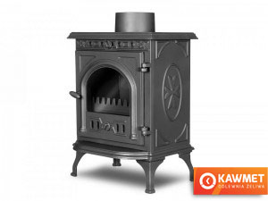 Чугунная печь KAW-MET P6  6 кВт