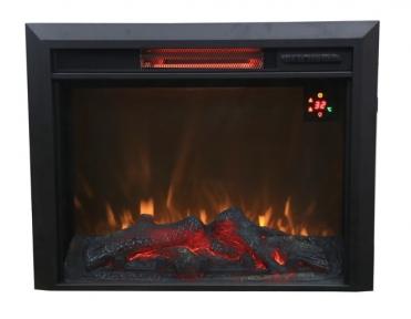 Электрический камин Bonfire EL1615А 28 дюймов с инфракрасным обогревом