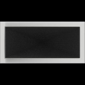 Решетка KRATKI шлифованная 22х45 см