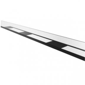 KRATKI стекло для биокамина JULIET 1800 (стекло и подставка)