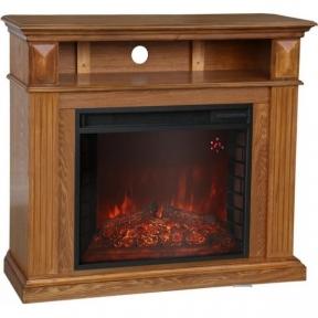 Каминокомплект Bonfire портал WM 13974J Dacota + очаг EL1346 28 дюймов