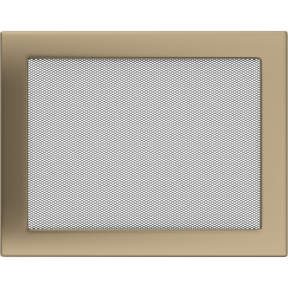 Решетка KRATKI золото гальваническое 22х30 см