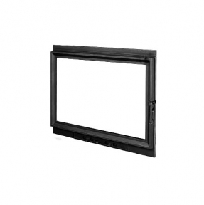 Дверца для камина KAW-MET W8 640x790