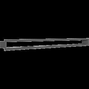 Решетка KRATKI туннель графитовая 6х100 см