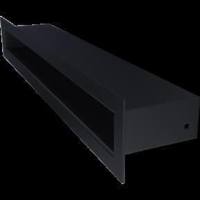 Решетка KRATKI туннель графитовая 6х40 см