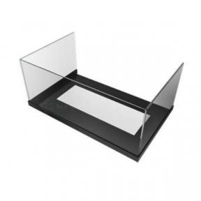 KRATKI стекло для биокамина SIERRA (стекло и подставка)