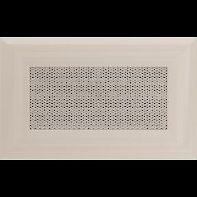 Решетка KRATKI бежевая (покрашенная) 11х17 см