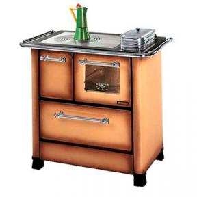 Отопительно-варочная печь Nordica Romantica 3.5 MF
