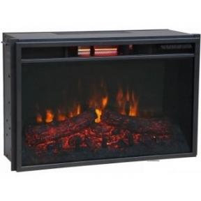 Электрический камин Bonfire EL1537А 26 дюймов с инфракрасным обогревом