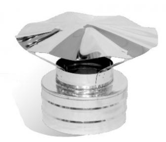 Грибок дымохода Версия Люкс D-180/250 толщ. 0,6 мм