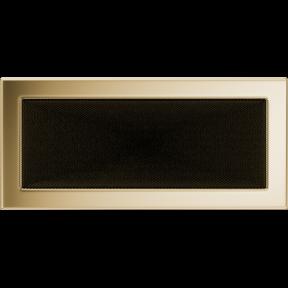 Решетка KRATKI позолоченная 17х37 см