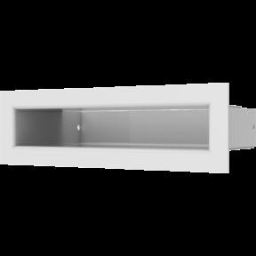 Решетка KRATKI люфт SF белый 60х200 мм