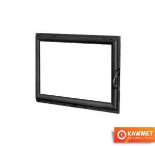 Дверца для камина KAW-MET W11 530x680