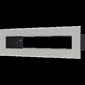 Решетка KRATKI туннель шлифованая 6х20 см