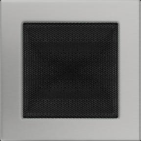 Решетка KRATKI шлифованная 17х17 см