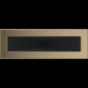 Решетка KRATKI золото гальваническое 11х32 см