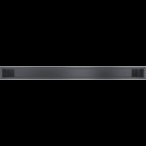 Решетка KRATKI люфт SF графитовый 90х1000 мм