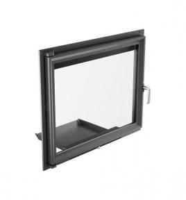 Дверца для камина KRATKI Amelia/Felix 607х750 мм