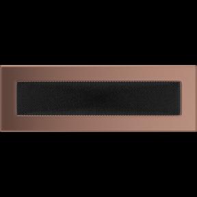 Решетка KRATKI медь гальваническая 11х32 см