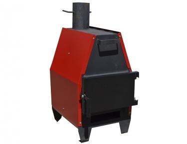 Печь на дровах ProTech Zubr 10 кВт