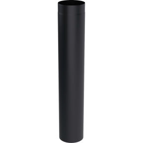 Труба kratki L-1 м, D-150 мм. толщ. 2 мм.