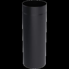 Труба kratki L-0,5 м, D-130 мм. толщ. 2 мм.