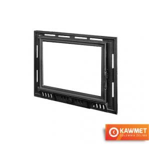 Дверца для камина KAW-MET W6 515х685