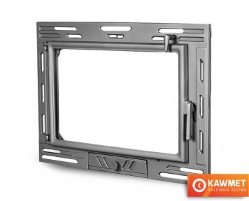 Дверца для камина KAW-MET W9 490x680