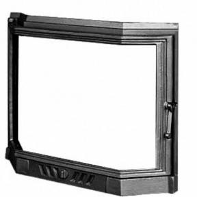 Дверцы для камина KAW-MET W2