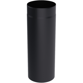 Труба kratki L-0,5 м, D-200 мм. толщ. 2 мм.