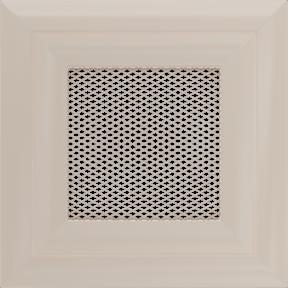 Решетка KRATKI Oskar бежевый (покрашенная) 11х11 см