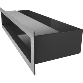 Решетка KRATKI люфт SF шлифованный 90х400 мм