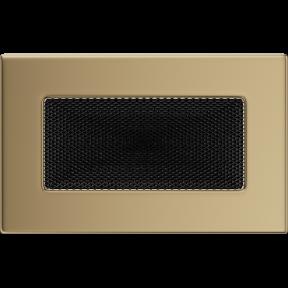 Решетка KRATKI золото гальваническое 11х17 см