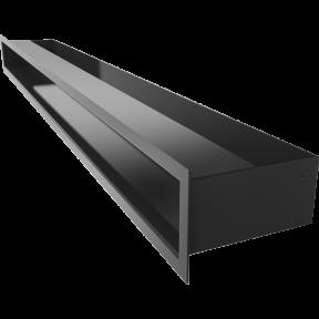 Решетка KRATKI люфт SF чёрный 90х1000 мм
