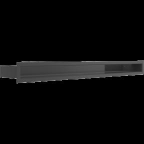 Решетка KRATKI люфт SF чёрный 60х800 мм