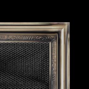 Решетка KRATKI рустыкальная 11х42 см